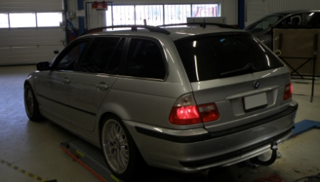 BMW 3-serie Touring 2002